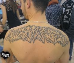graffiti tattoo tatoueur toulouse