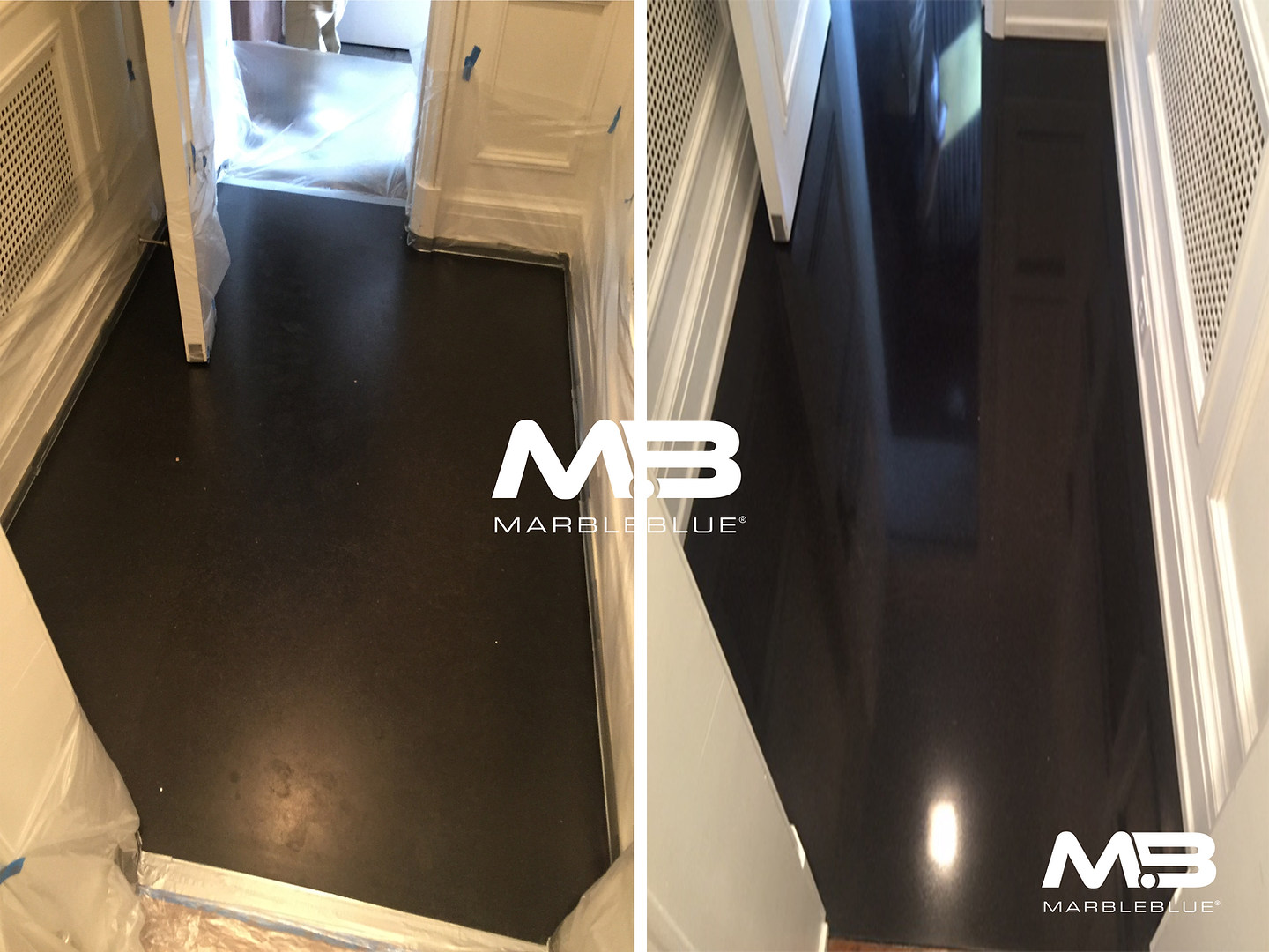 Before and After 2017 MB- Black Granite