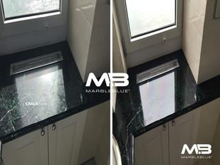 Marble Window Sill Polishing
