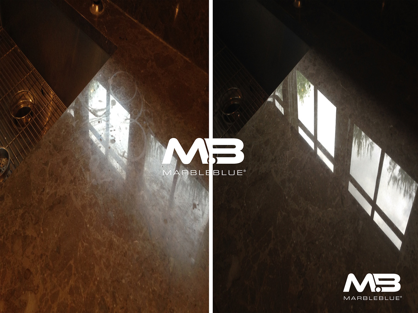 Marble Countertop Stain Removal