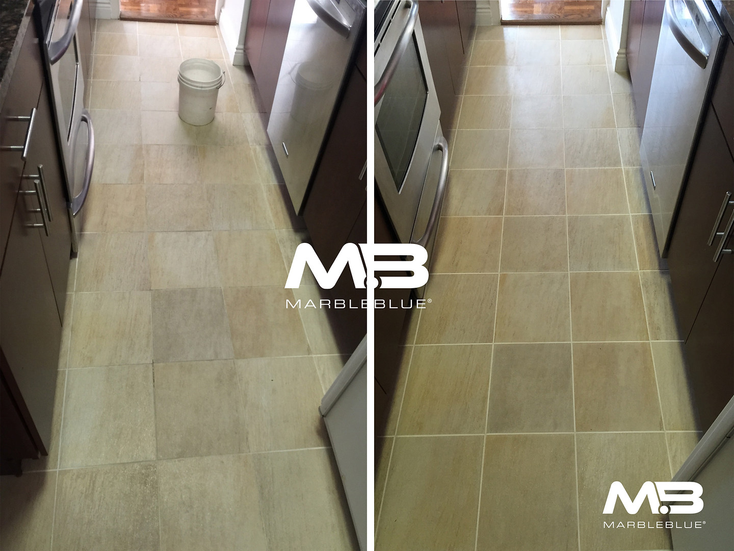 Before and After 2017 MB Tile and Grout