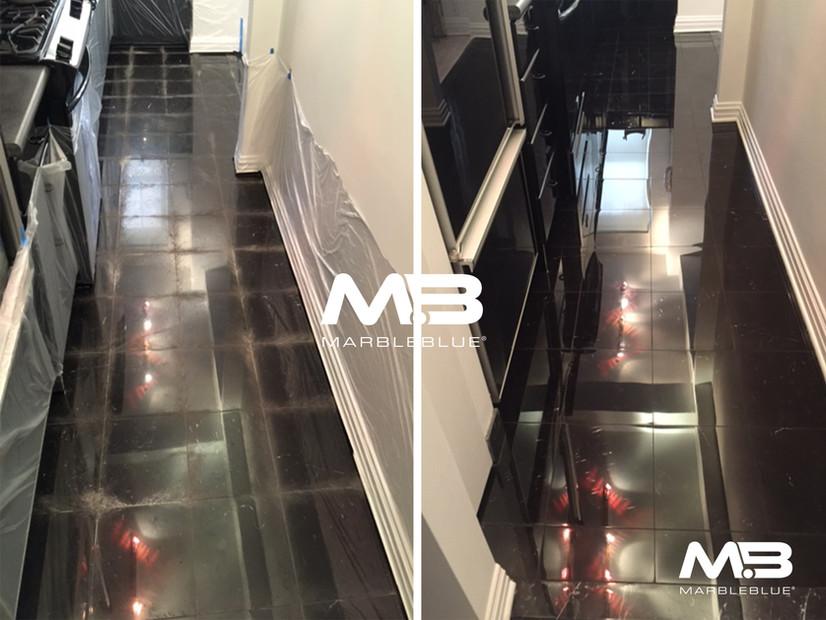 Marble Tile Repair and Polishing