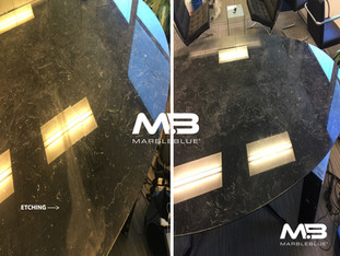 Marble Dining Table Polishing