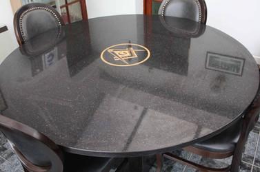 Granite Dining Table Polishing