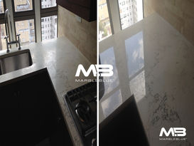 Marble Countertop Polishing