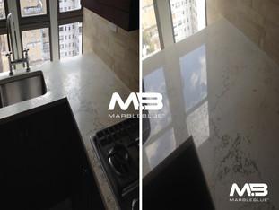 Marble Countertop Polishing NYC