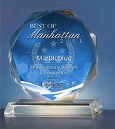Award Winner in New York City