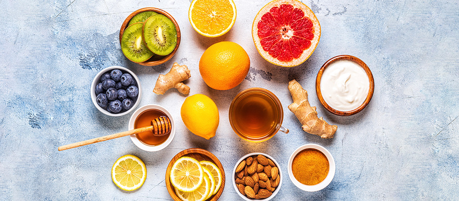 5 best supplements to boost your immune system: immune system boosters.