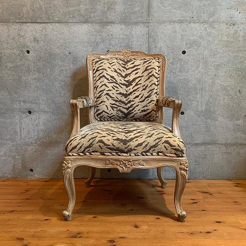 F-1 タイガーパターン 肘掛け椅子(欧州)