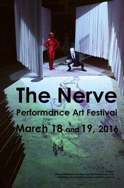 The Nerve: Performance Art Festival