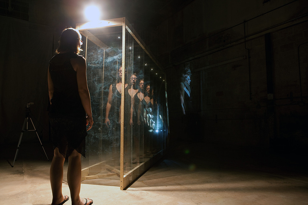 When Does a Mirror Become a Lantern?