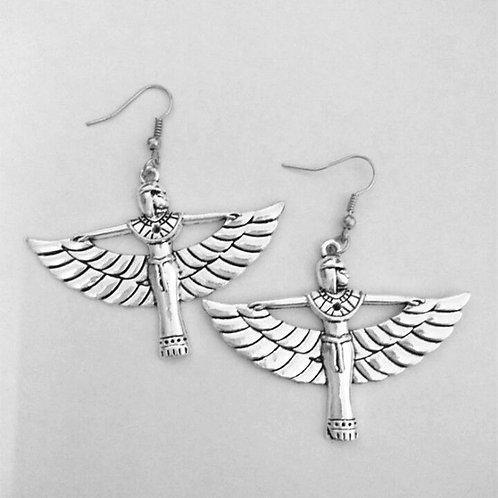 EWF Egyptian Queen Earrings