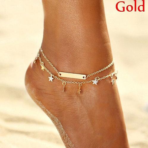 Shining Stars Anklet