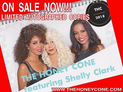 2018 Autographed Honeycone Calendar