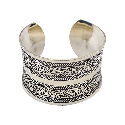 Bohemian Tibetan Tribal Bangle