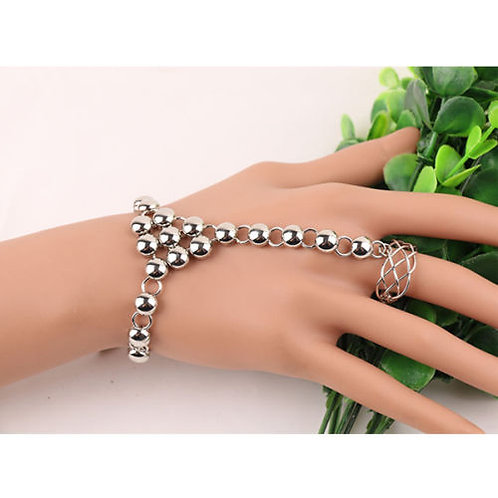 Interweave Finger Ring Hand Harness