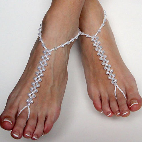Pearl Barefoot Beach Sandals