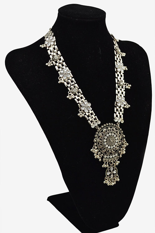 Bohemian Style Statement Necklace