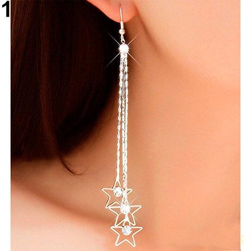 Shining Starz Dangle Earrings