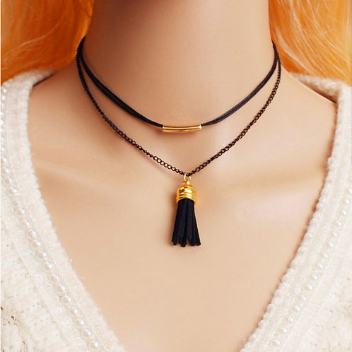 Choker Cord Necklace