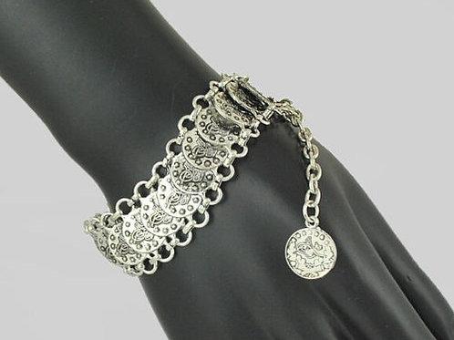 Bohemian Coin Bracelet For Women
