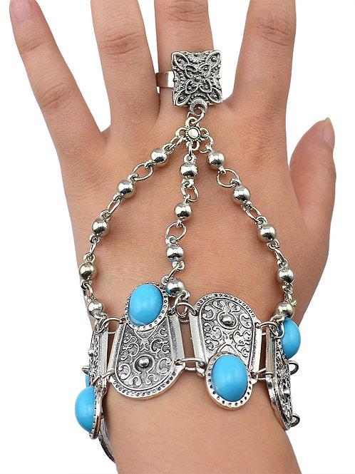 Bohemian Hand Chain Bracelet