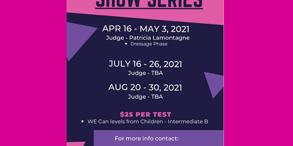 Virtual Fun Show Series, Show #1 WEFriendsSWM