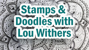 Stamps and Doodles with Lou Withers