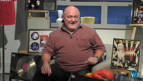 Gary Ashburn back on ITV with Sports Collectables