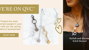 Jewellery by invisaWear to Launch on QVC US