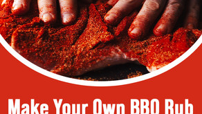 Make Your Own BBQ Rub by The Herb & Spice Co.