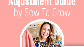 Full Bust Adjustment Guide by Sew To Grow