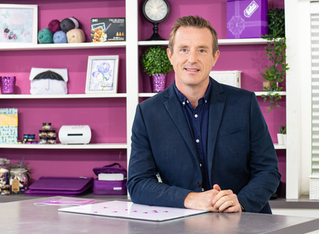 Ben Moseby joins Crafter's TV