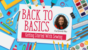 Getting Started With Sewing