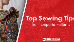 Top Sewing Tips from Emporia Patterns