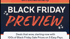 Shop holiday and home must-haves at Black Friday prices right now at QVC