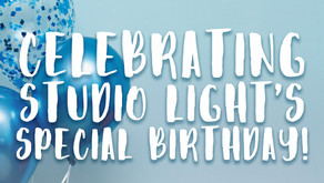 Celebrating Studio Light's Special Birthday!