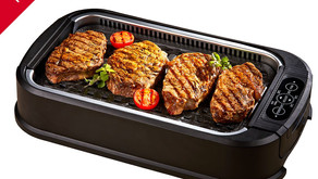 Power Air Smokeless Grill
