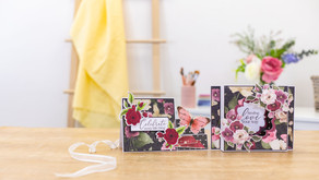 Crafters TV Launch Nitwit Collections Bloom with Grace