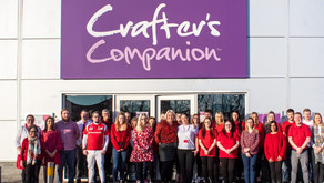 Bradley Lowery Foundation named as Crafter's Companion charity of the year