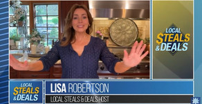"Lisa Robertson, Former Queen of QVC, Back as ""Steals and Deals"" Phenomenon"