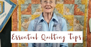Essential Quilting Tips
