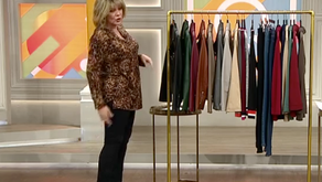 Ruth Langsford launches her own range of leather boots as part of her fashion collection