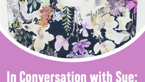 In Conversation with Sue: Owner of Design & Sew