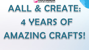 AALL & Create: 4 years of amazing crafts!