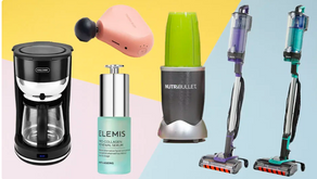 QVC US just launched a massive sale score big on Shark, Theragun, NutriBullet and more