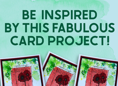 Be Inspired by this Fabulous Card Project!