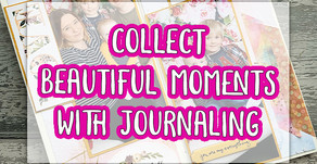 Create Memories with Journaling