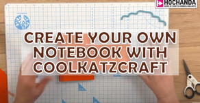Create Your Own Notebook with CoolKatzCraft