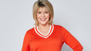 Ruth Langsford unveils her latest range with QVC